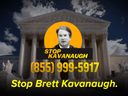 """NEW YORK -- Less than one hour after President Trump announced his Supreme Court nominee, Demand Justice, a new progressive activist group founded by former members of Hillary Clinton's 2016 presidential campaign, already put up the websitestopkavanaugh.com, exclaiming: """"We need to demand that the Senate defeat the Brett Kavanaugh nomination."""""""