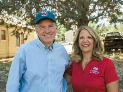 Rep. Paul Gosar resolutely endorsed former Arizona State Senator Kelli Ward for U.S. Senate over fellow Rep. Martha McSally on Tuesday, citing his firsthand experience working with each McSally and Ward, their positions on border security, and amnesty.
