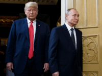 Trump and Putin Meet for 1-on-1 Discussion from Nuclear to China
