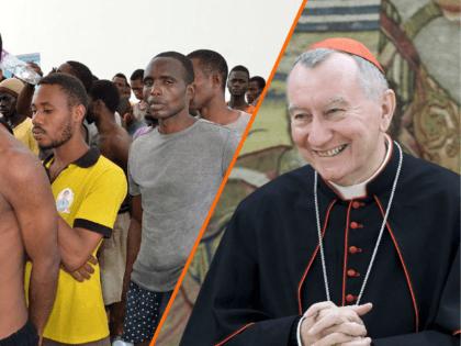 vatican migrants