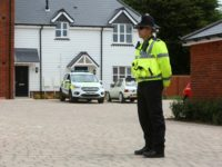 "A couple in their 40s were found unconscious at their home in the southern English village of Amesbury after exposure to an unknown substance, with police declaring a ""major incident"""