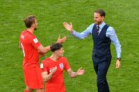 The English press heaped praise on Gareth Southgate's team