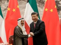 China is seeking to expand its influence in the Middle East