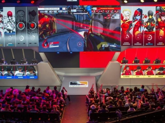 Disney to put live 'Overwatch' eSports matches on TV