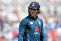 England's Jason Roy will could miss the decisive ODI against India after injuring a finger fielding in the second match