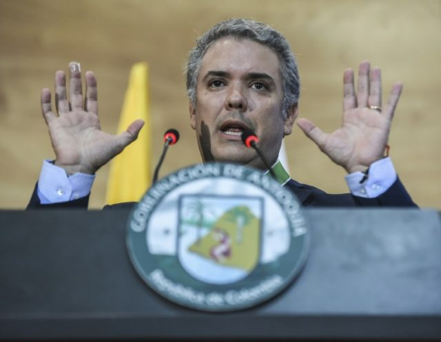 President-elect Ivan Duque has vowed to be tougher on former FARC rebels since his election victory in June