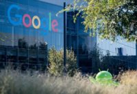 The EU said Google has abused the dominant position of its free Android operating system for smartphones to cement the position of its revenue-generating search engine