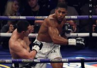 Anthony Joshua goes on the offensive against Joseph Parker