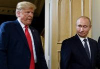 Polls: Most Republicans approve of Trump's Putin performance