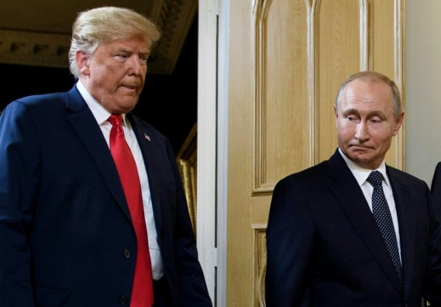 White House Postpones Second Putin Summit Until After 'Russia Witch Hunt'