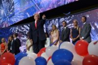 Republicans have chosen the North Carolina city of Charlotte as the location for the Republican National Convention in 2020, when US President Donald Trump has said he aims to be nominated for a second term
