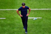 Coach Joachim Loew was spared as Bayern boss Karl-Heinz Rumenigge ripped into Germany's football federation for the country's World Cup humiliation.