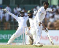 Sri Lanka's spinners ripped through the Proteas batsmen yet again