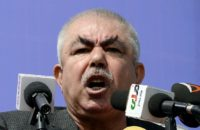 Former warlord and now Afghan vice president Abdul Rahid Dostum has spent the last year in Turkey