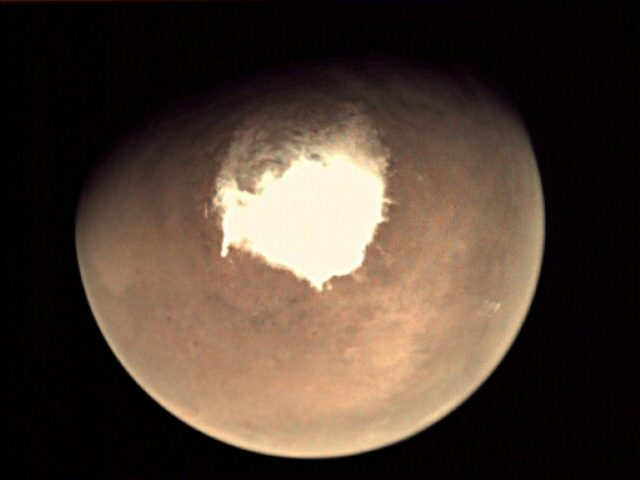 Scientists Have Finally Figured Out The Mysterious Source of All Mars' Dust