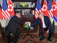 The repatriation of US Korean War dead was part of the Singapore agreement between Donald Trump and Kim Jong Un