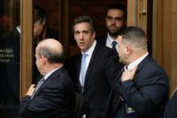 Michael Cohen has claimed, according to US media, that Donald Trump knew in advance of a 2016 meeting with Russians to get dirt on Hillary Clinton