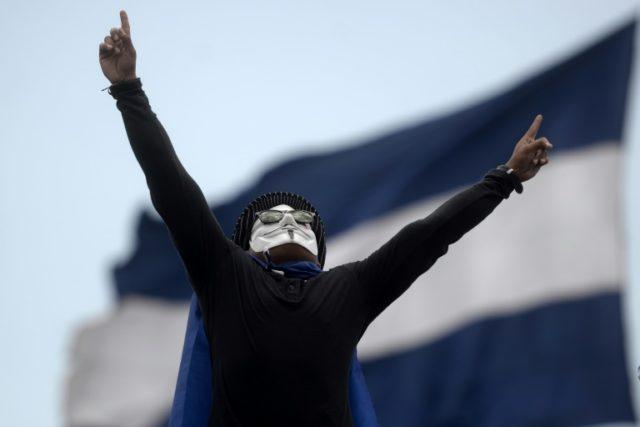 Thousands march to back Nicaragua bishops after Ortega attacks