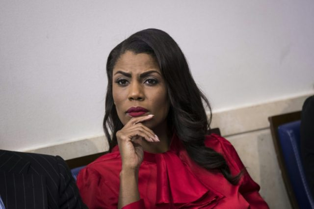 Omarosa to release 'explosive' account of White House stint: publisher