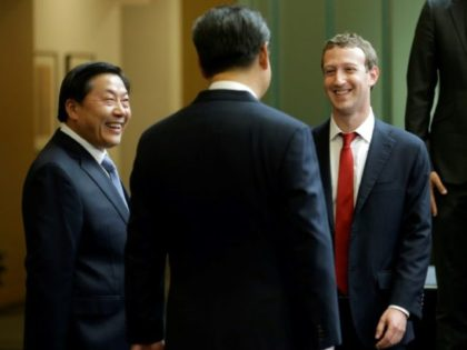Report: Facebook Hires Chinese Nationals to Censor Platform