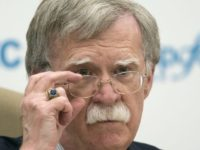John Bolton Backs Donald Tough Trump Tweet to Iran