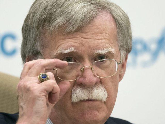 John Bolton Backs Donald Tough Trump Tweet to Iran