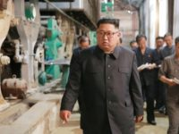 Kim Jong-Un Inspects North Korea's 'Newly-Developed Ultramodern' Mystery Weapon