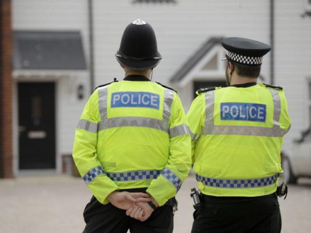 UK anti-terror police join 'unknown substance' probe