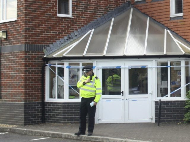 British police: 2 people critical near poisoned spy city