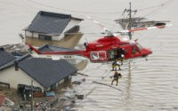 Japan tackles rescue, cleanup from massive damage from rain