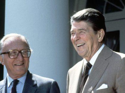 Ronald Reagan; Lord Carrington; Peter Carrington