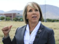 Report: NM Gov. Michelle Lujan Grisham Broke Lockdown Order to Buy Jewelry