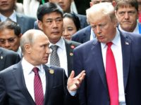 Media, Democrats Want Trump to Cancel Putin Meeting