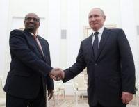 The Latest: Sudan leader al-Bashir attends World Cup final