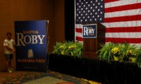 The Latest: Rep. Roby wins runoff for House seat in Alabama
