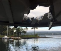 Hawaii lava boat tours continue after explosion, injuries