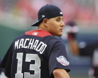 Manny Machado trade rumors grab attention at All-Star Game