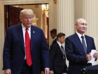 Report: Putin Claims He Made Trump an Offer on Ukraine at the Helsinki Summit