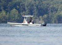 The Latest: Man says storm that sank boat appeared suddenly