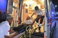 The Latest: Libyan coast guard intercepts 40 migrants at sea