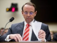 Rod Rosenstein to Testify on Reports of Secret Trump Recording Plans