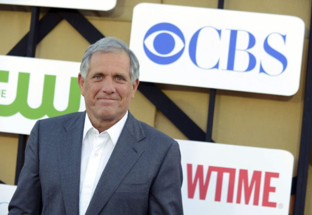 Les Moonves requests that his name be removed from USC during probe