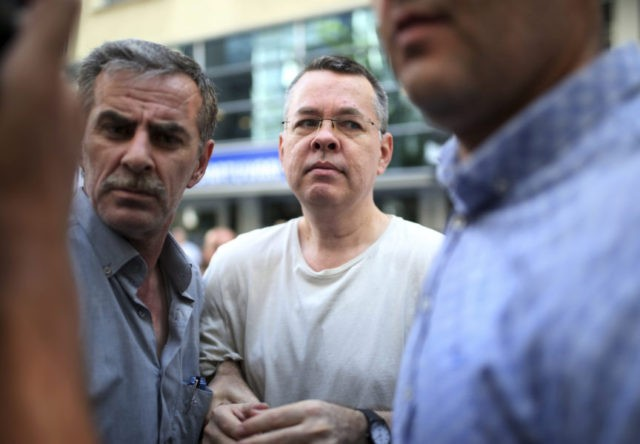 Turkey Calls Sanctions for U.S. Pastor Arrest 'Economic Coup'