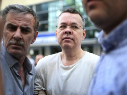 US, Turkey discuss detained US pastor after Trump threat