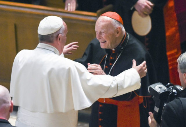 Cardinal Wuerl Drops From International Catholic Meeting