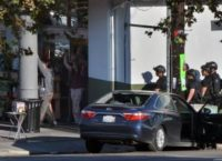 Women killed, gunman surrenders after L.A. Trader Joe's standoff