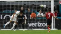 International Champions Cup: Manchester United slips by Real Madrid