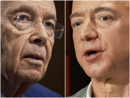 Jeff Bezos's WaPo: Wilbur Ross 'Should Eliminate' Citizenship Question from 2020 Census