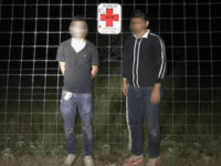 Two Honduran migrant brothers were rescued by Falfurrias Station Border Patrol agents after becoming lost on a ranch in Brooks County. (Photo: U.S. Border Patrol/Rio Grande Valley Sector)