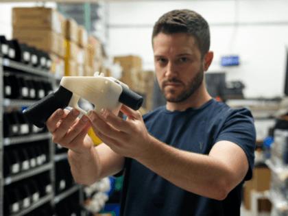 Cody Wilson 3D gun printer